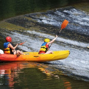 White Water Kayaking Experience