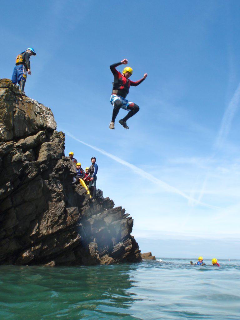 coasteering hook head wexford
